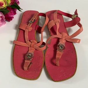 Used Mark Jacobs pink sandals size 8 US